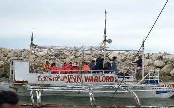 Can't remember the bible passage where Jesus is described as a warlord...?